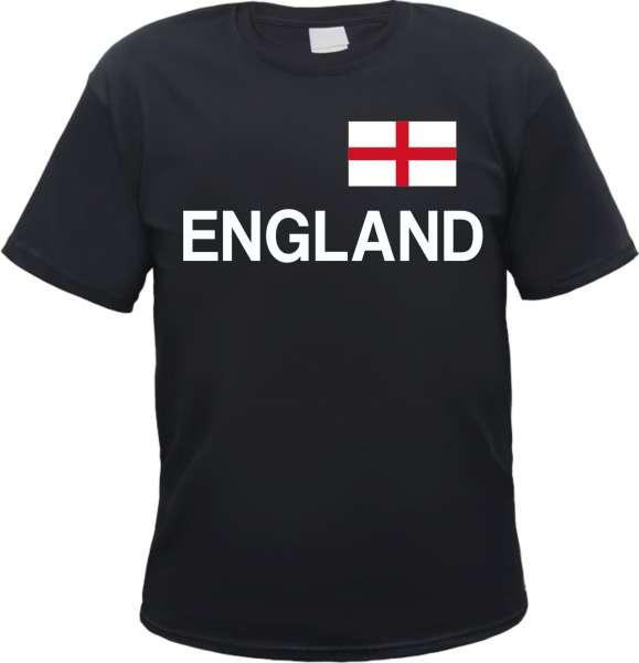 England Flagge Herren T-Shirt Großbritannien UK