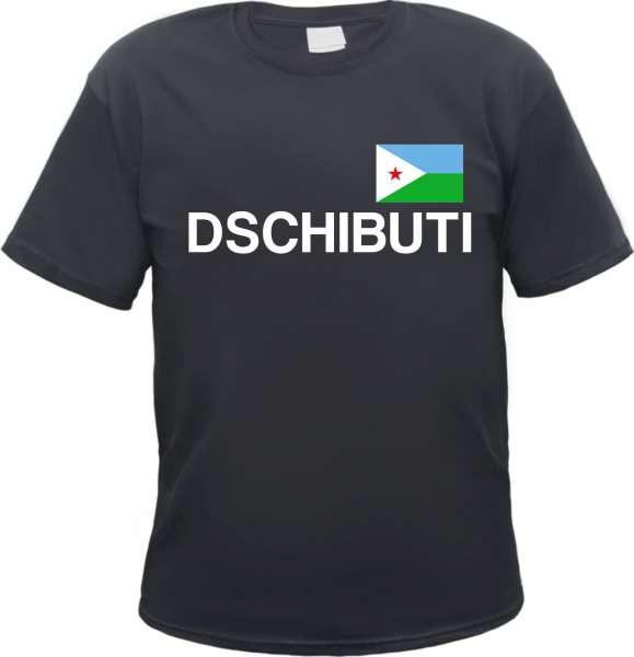 DSCHIBUTI Herren T-Shirt