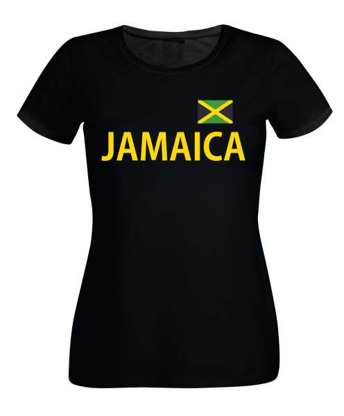 JAMAICA Damen T-Shirt