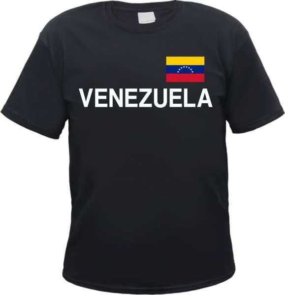Venezuela Flagge Herren T-Shirt