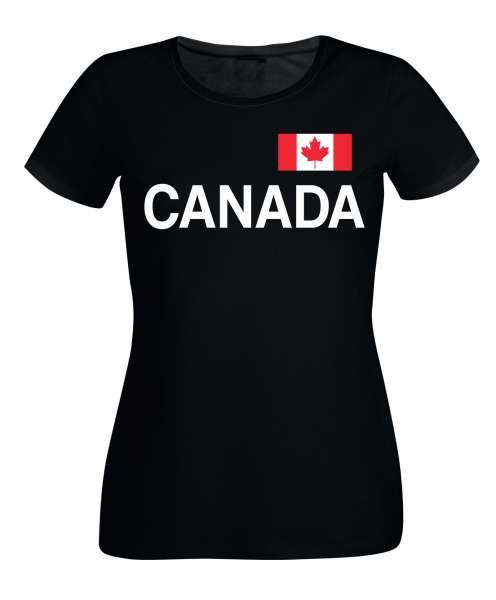CANADA Damen T-Shirt
