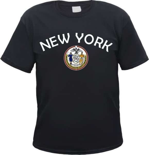 NEW YORK Herren T-Shirt