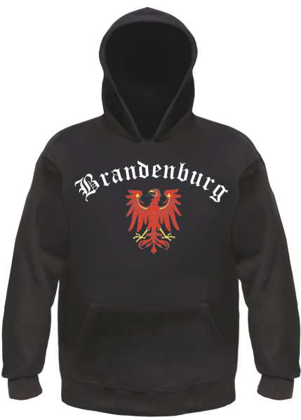 BRANDENBURG Kapuzensweatshirt - Hoodie