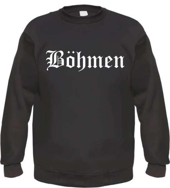 Böhmen Sweatshirt - Altdeutsch - bedruckt - Pullover