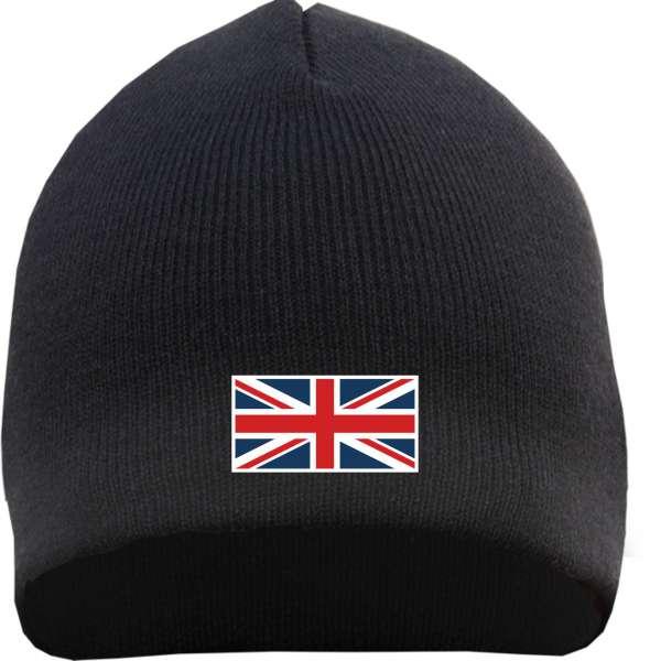 United Kingdom Beanie - bestickt - Mütze