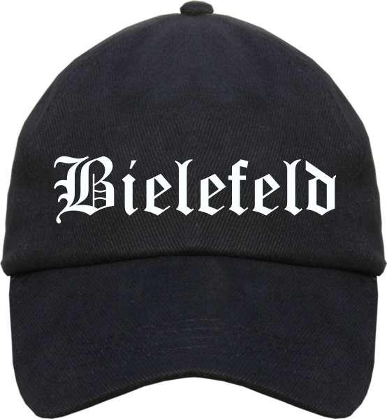 Bielefeld Cappy - Altdeutsch bedruckt - Schirmmütze Cap