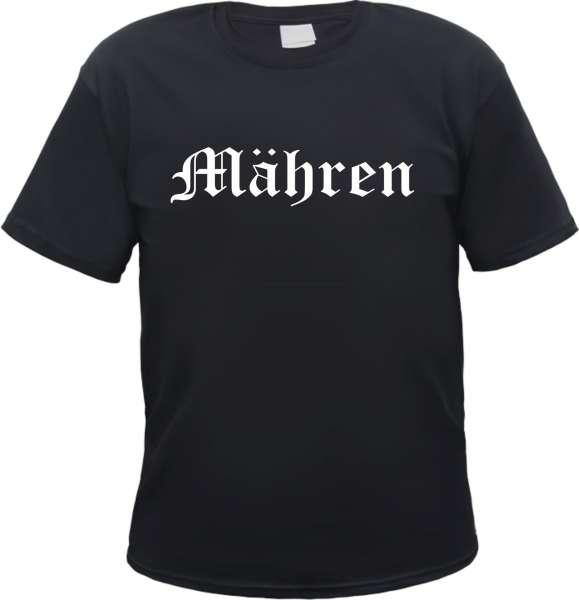 Mähren Herren T-Shirt - Altdeutsch - Tee Shirt