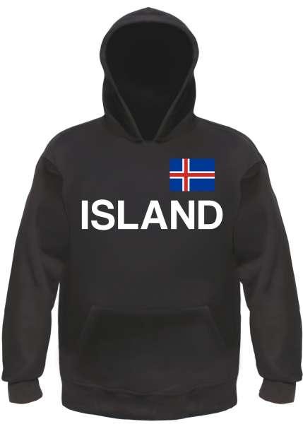 ISLAND Kapuzensweatshirt - Hoodie