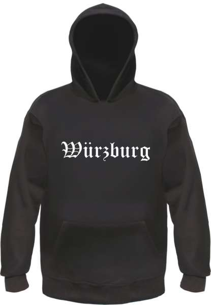 WÜRZBURG Hoodie Kapuzensweatshirt