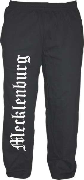 Mecklenburg Jogginghose - Altdeutsch - Sweatpants - Jogger - Hose
