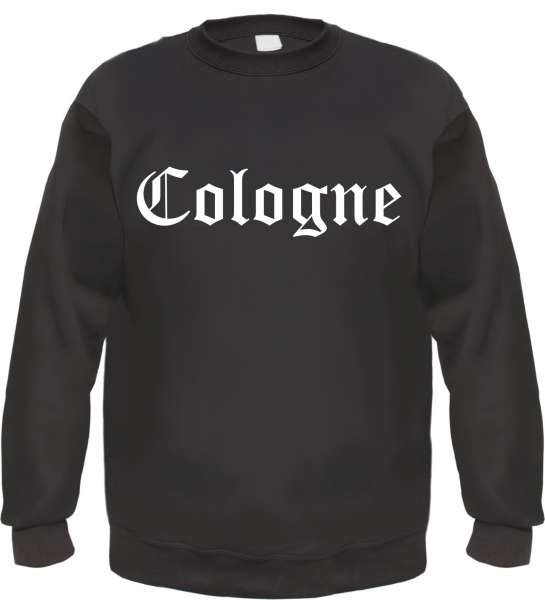 Cologne Sweatshirt - Altdeutsch - bedruckt - Pullover