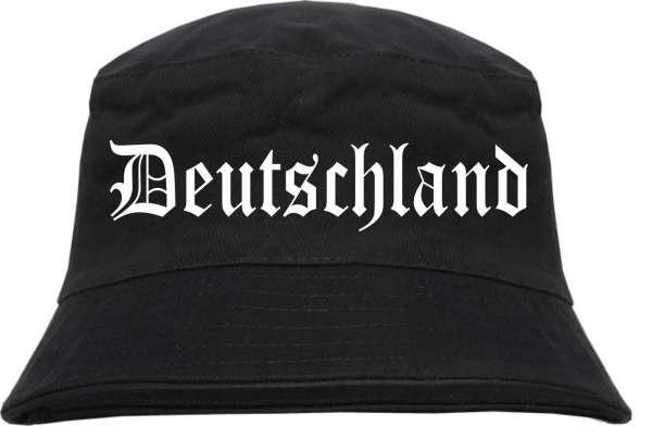 Deutschland Fischerhut - Bucket Hat - Altdeutsch -
