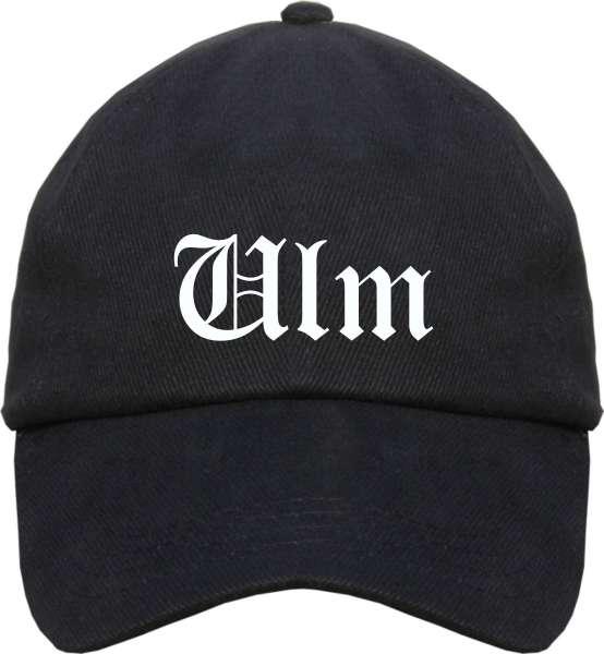 Ulm Cappy - Altdeutsch bedruckt - Schirmmütze Cap