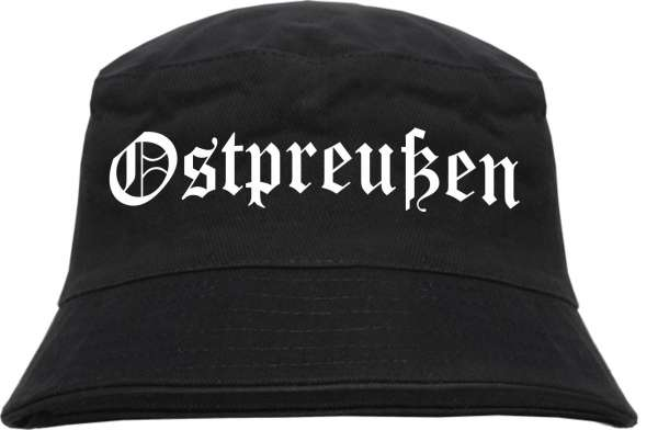 Ostpreußen Fischerhut - Bucket Hat