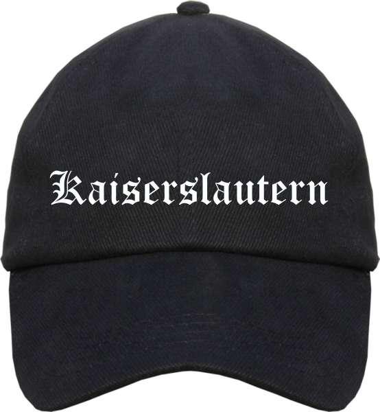 Kaiserslautern Cappy - Altdeutsch bedruckt - Schirmmütze Cap