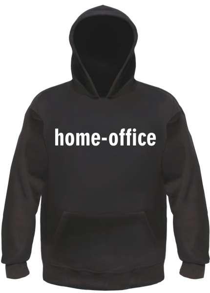 home-office - bedruckt - Hoodie Kapuzenpullover Homeoffice