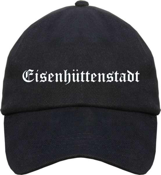 Eisenhüttenstadt Cappy - Altdeutsch bedruckt - Schirmmütze Cap