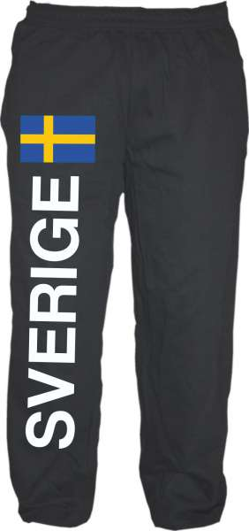 Sverige Jogginghose - Sweatpants - Jogger - Hose