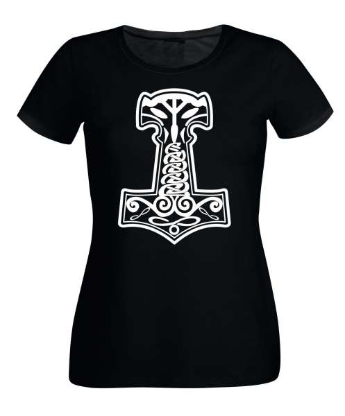 THORSHAMMER MJOLNIR Damen T-Shirt