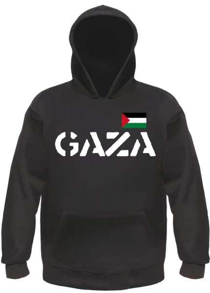 GAZA Kapuzensweatshirt - Hoodie