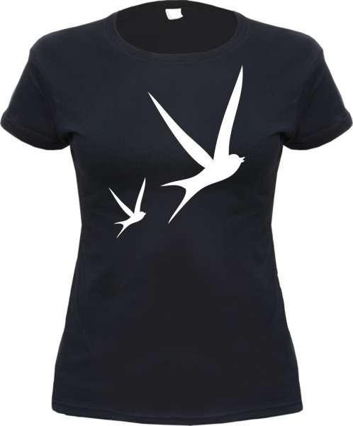 Schwalben Damen T-Shirt