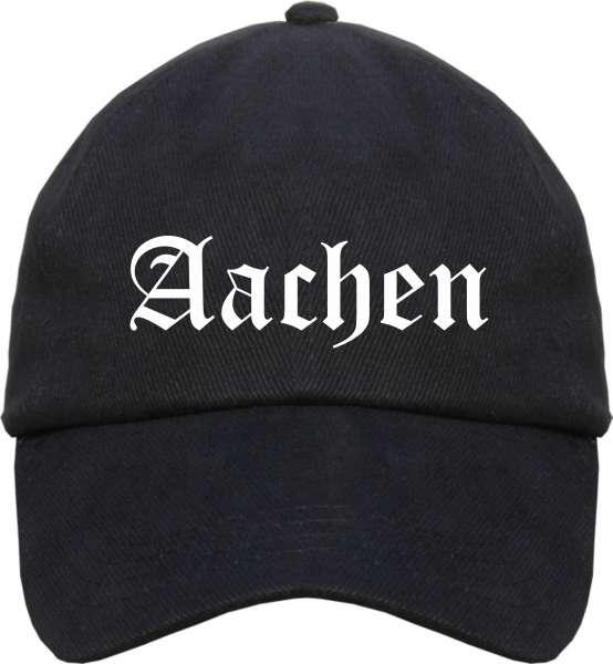 Aachen Cappy - Altdeutsch bedruckt - Schirmmütze Cap