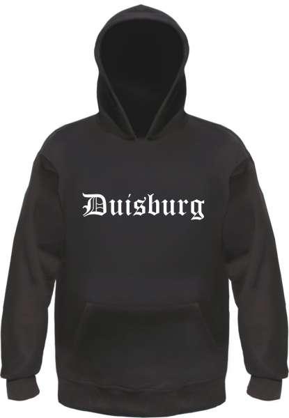 DUISBURG Hoodie Kapuzensweatshirt