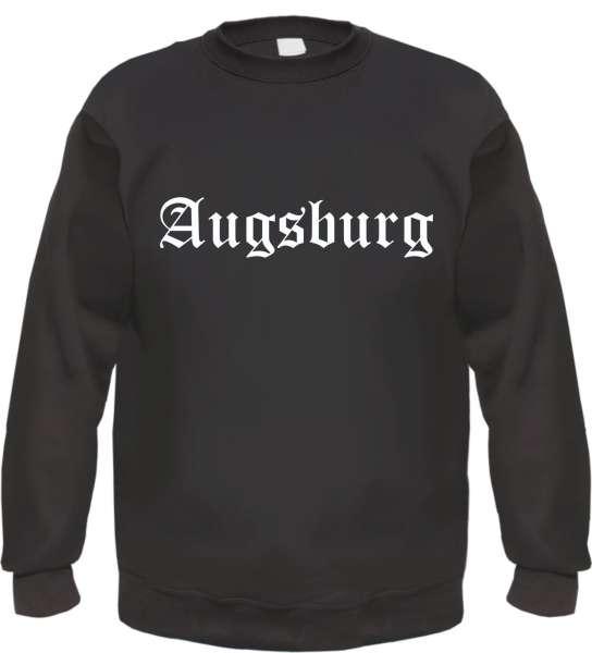 Augsburg Sweatshirt - Altdeutsch - bedruckt - Pullover