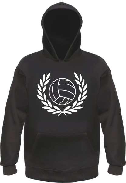 FUSSBALL LORBEERKRANZ Kapuzensweatshirt - Hoodie