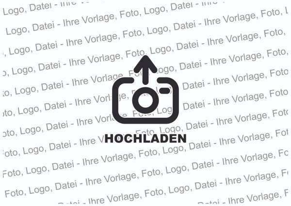 Eigene Vorlage Foto Logo Datei Schild waagerecht