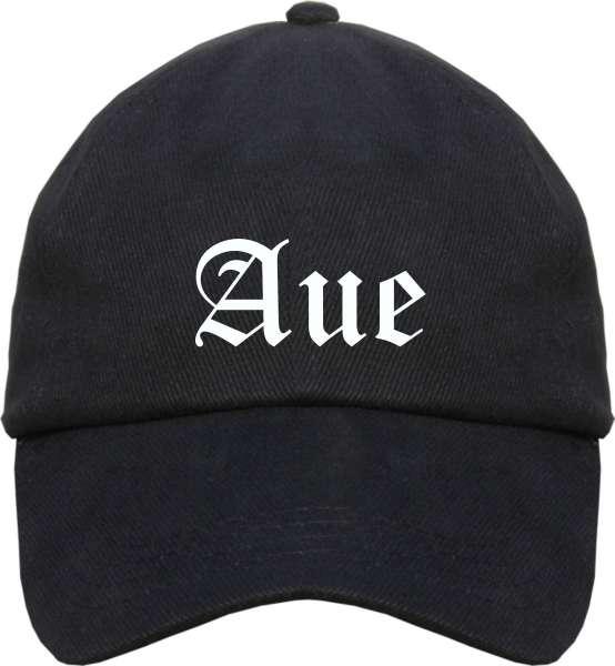 Aue Cappy - Altdeutsch bedruckt - Schirmmütze Cap