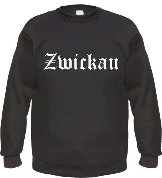 Zwickau Sweatshirt - Altdeutsch - bedruckt - Pullover
