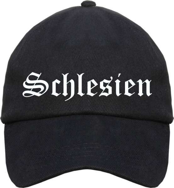 Schlesien Cappy - Altdeutsch bedruckt - Schirmmütze Cap