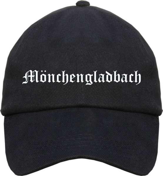 Mönchengladbach Cappy - Altdeutsch bedruckt - Schirmmütze Cap