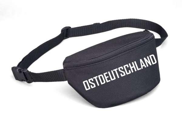 Bauchtasche - OSTDEUTSCHLAND - Blockschrift