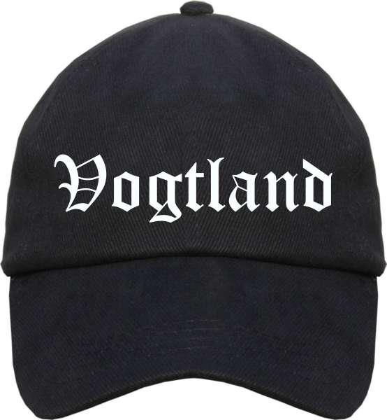 Vogtland Cappy - Altdeutsch bedruckt - Schirmmütze Cap