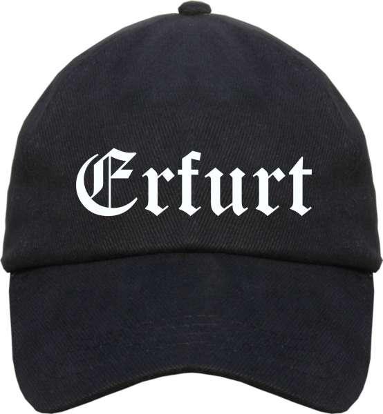 Erfurt Cappy - Altdeutsch bedruckt - Schirmmütze Cap