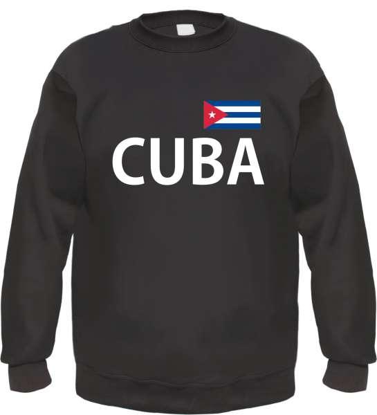 CUBA Sweatshirt Pullover