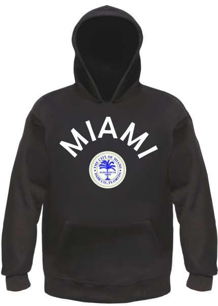 MIAMI Kapuzensweatshirt - Hoodie