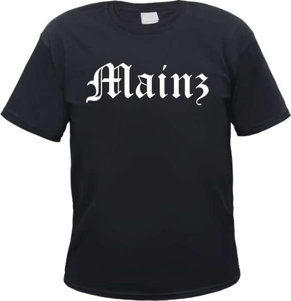 Mainz Herren T-Shirt - Altdeutsch - Tee Shirt