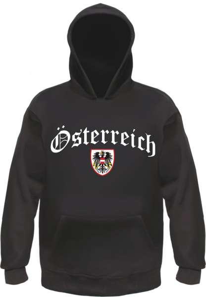 ÖSTERREICH Kapuzensweatshirt - Hoodie