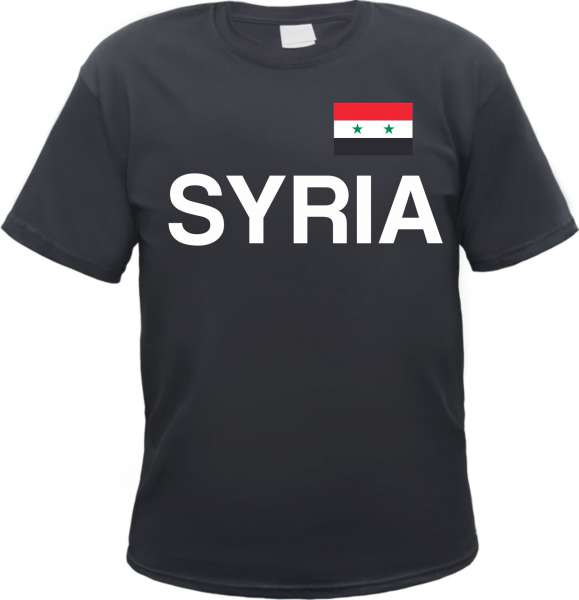 Syria Herren - T-Shirt