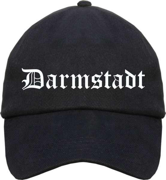 Darmstadt Cappy - Altdeutsch bedruckt - Schirmmütze Cap