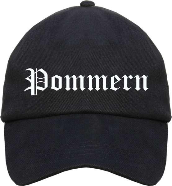 Pommern Cappy - Altdeutsch bedruckt - Schirmmütze Cap