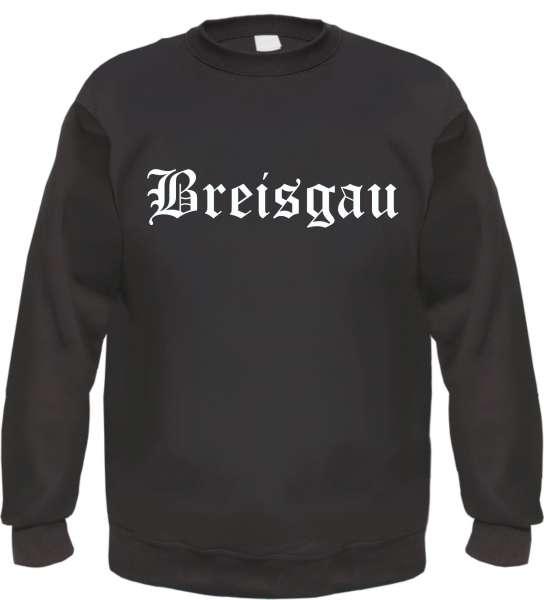 Breisgau Sweatshirt - Altdeutsch - bedruckt - Pullover
