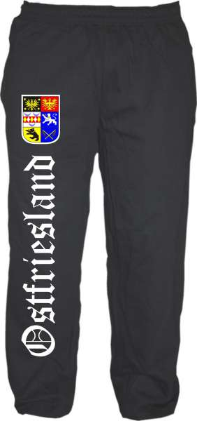 Ostfriesland Jogginghose - Altdeutsch - Sweatpants - Jogger - Hose