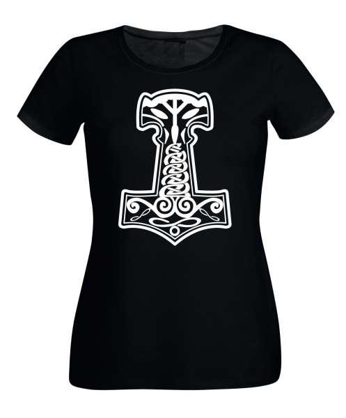 THORSHAMMER MJOLNIR Damen T-Shirt
