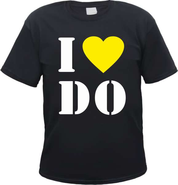 Dortmund T-Shirt - I Love Do