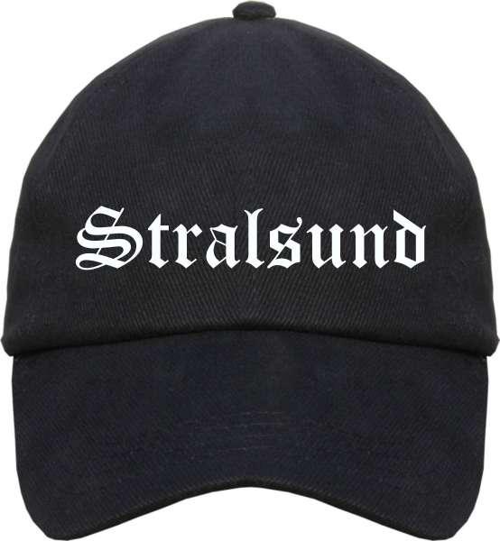 Stralsund Cappy - Altdeutsch bedruckt - Schirmmütze Cap