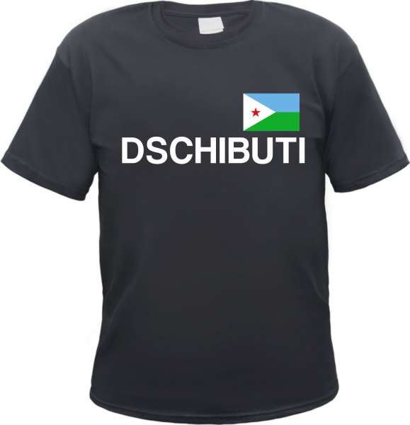 Dschibuti Herren - T-Shirt
